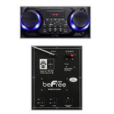 Befree Sound Triple 10 Subwoofer With Party Lights Befree Sound Double 10 Inch Subwoofer Bluetooth Portable