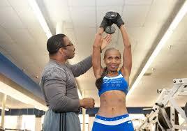 Ellen degeneres show mature workout
