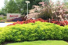 Office landscaping Outdoor Commerical Landscaping For Office Parks Ln Atlanta Commercial Landscaping Services Commercial Office Park Landscaping Services In Atlanta Gwinnett