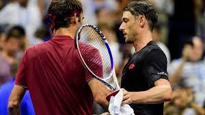 John Millman vs Roger Federer Australian Open 2020, US Open