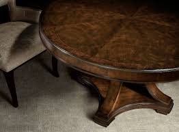 round dining table for 6 size