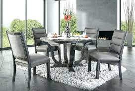 distressed gray dining table gray round dining table set distressed finish round table set grey wood distressed gray dining table brilliant wood