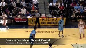 GMC Hoops Highlights--March 16, 2011--Paterson Eastside vs. Newark ...