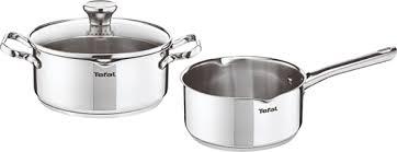 Купить <b>набор</b> посуды Tefal A705A375 Duetto, <b>3 предмета</b> в ...