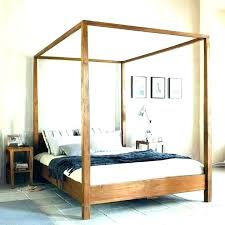 Cheap King Size Canopy Bed Canopy Beds King Size Storage Canopy Bed ...
