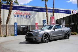 Shelby ending 2005-2014 Mustang production with GT500 Super Snake ...