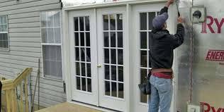 sliding front door door replacement door installation french doors sliding door front elevation