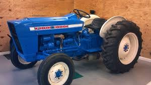 1973 ford 3000 live pto air lea yesterday s tractors