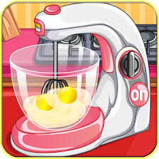 Cake Maker Cooking Games Resep Masakan Keluarga