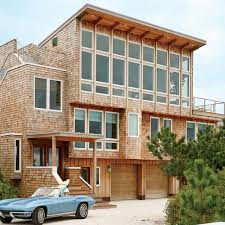 Tour This Cedar Shingled Stunner Of A Beach House Coastal Living