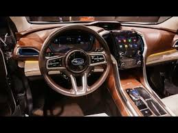 2018 subaru ascent. wonderful 2018 2018 subaru ascent  interior and exterior in subaru ascent