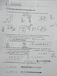 answers one step equations and inequalities 1 jpg