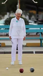 Lawn Bowls - South Central Division - Seen on the green