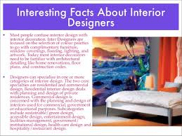 What are the most interesting facts in interior design psychology?