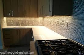Kitchen Under Cabinet Waterproof Lighting Kit Warm White Soft LED ...