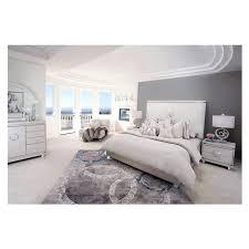 Glimmering Heights King Platform Bed | El Dorado Furniture