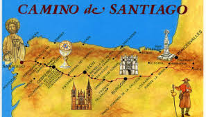 planning part 2 camino routes the camino provides Camino De Santiago Map planning part 1 the pilgrimage to santiago camino de santiago mapa
