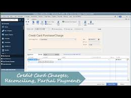 apply partial payments in quickbooks