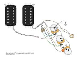 gibson explorer wiring diagrams gibson printable wiring flying v w vintage wiring scheme source · gibson explorer