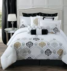 target black comforter large size of nursery twin comforter as well as black and gold target