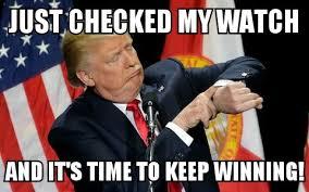 Image result for winning trump meme