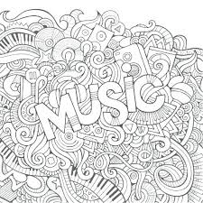 Free Printable Music Note Coloring Pages For Kids Notes Pdf Page