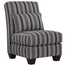 Blue And Brown Accent Chair City Furniture Amuse Blue Stripe Accent Chair