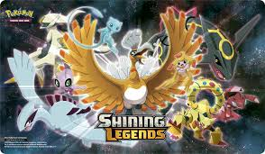 Arceus is set in the sinnoh region, long before the events of pokemon diamond and pearl take place. Shining Legends Super Premium Collection Playmat Accessories Playmats Collector S Cache