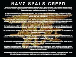 Navy Seal Quotes 39 Best Navy Inspirational Quotes Navy Seal Creed Us Navy Seals Creed Poster