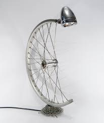Bespoke Bicycle Desk Lamp Verlichting Verlichting Ideeën Meubel