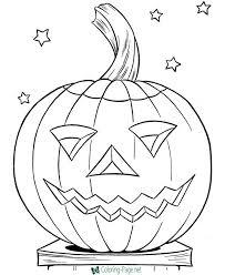 Free printable halloween coloring pages suitable for toddlers and preschool and kindergarten kids to print and color. Halloween Coloring Pages