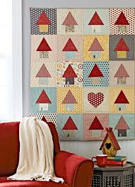 Quilt Patterns That Use 10-Inch Squares | AllPeopleQuilt.com & Home at Last Adamdwight.com