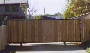 Wood Fence Driveway Gate Images About Gates Newest Designer Outdoor Sliding  Wooden Exterior House