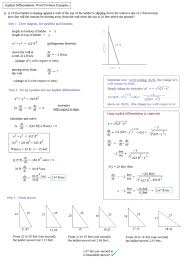 personable math plane implicit diffeiation notes and examples exponential functions word problems worksheet with answers implicit