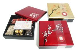 Small Picture Chinese New Year Goodie Box for Corporate Gifts Qua