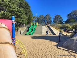 Swirly Slides Dennis The Menace Playground Monterey Monterey