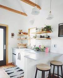 Kitchen Love At The Portlandtinyhouse Airbnb Airbnbphoto Airbnbtravel Airbnbhost Airbnbguide Tiny House Kitchen Tiny Kitchen Design Kitchen Design Small