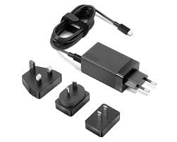 Lenovo 65W USB-C AC Travel Adapter   Chargers   Part number : G0A6N065WW   Lenovo UK