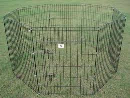 portable dog fence panels