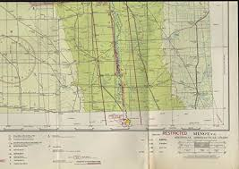 Sectional Aeronautical Chart Sectional Aeronautical Chart Restricted Minot South Dakota Y
