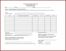 Purchase Order Request Form Template Late Payment Notice Template 9