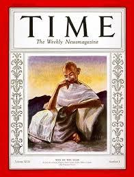 TIME Magazine Cover: Mahatma Gandhi, Man of the Year - Jan. 5, 1931 - India  - Philosophers - M.K. Gandhi - Revolutionaries - Person of the Year - Most  Popular