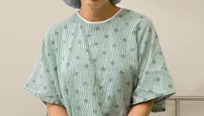 Hospital Gown Pattern Delectable How To Make Beautiful Hospital Type Gowns For Bedridden Patients