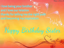 Happy Birthday Wishes For Sister Quotes Images And Memes