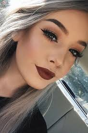 the iest winter makeup looks that are ideal for the