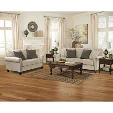 Living Room Sets Ashley Furniture Ashley Furniture Milari Living Room Set In Linen Local Furniture