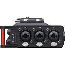 Tascam DR-70D DSLR Kameralar için 4-Kanal Ses Kayıt Cihazı - SOUNDİZAYN  Profesyonel