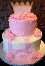 Baby Girl Birthday Cake Lulalisacom
