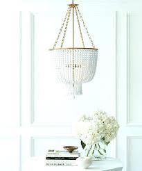 wood bead chandelier world market stylish wood bead chandelier with regard