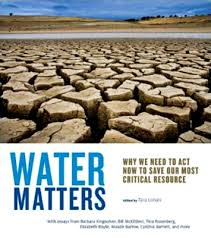is water the new oil water matters explains the crisis and  in a series of essays by some of the world s top writers experts and activists water matters attempts to answer these questions and shed light on the